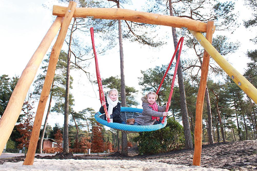 nest seat swing Yanna with bird's nest 120