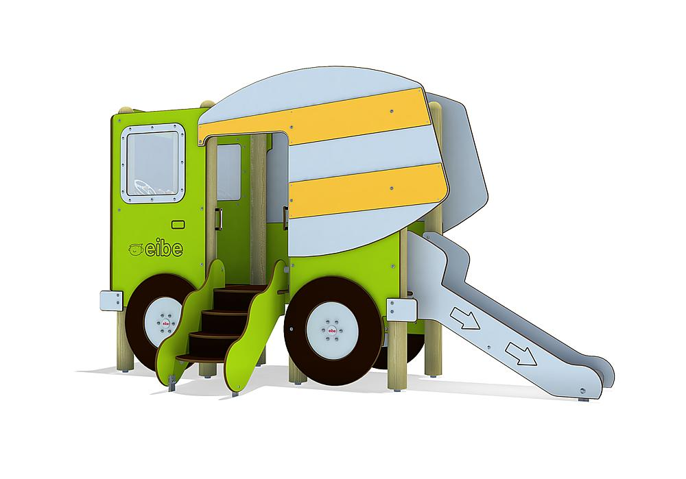 play unit Concrete Mixer