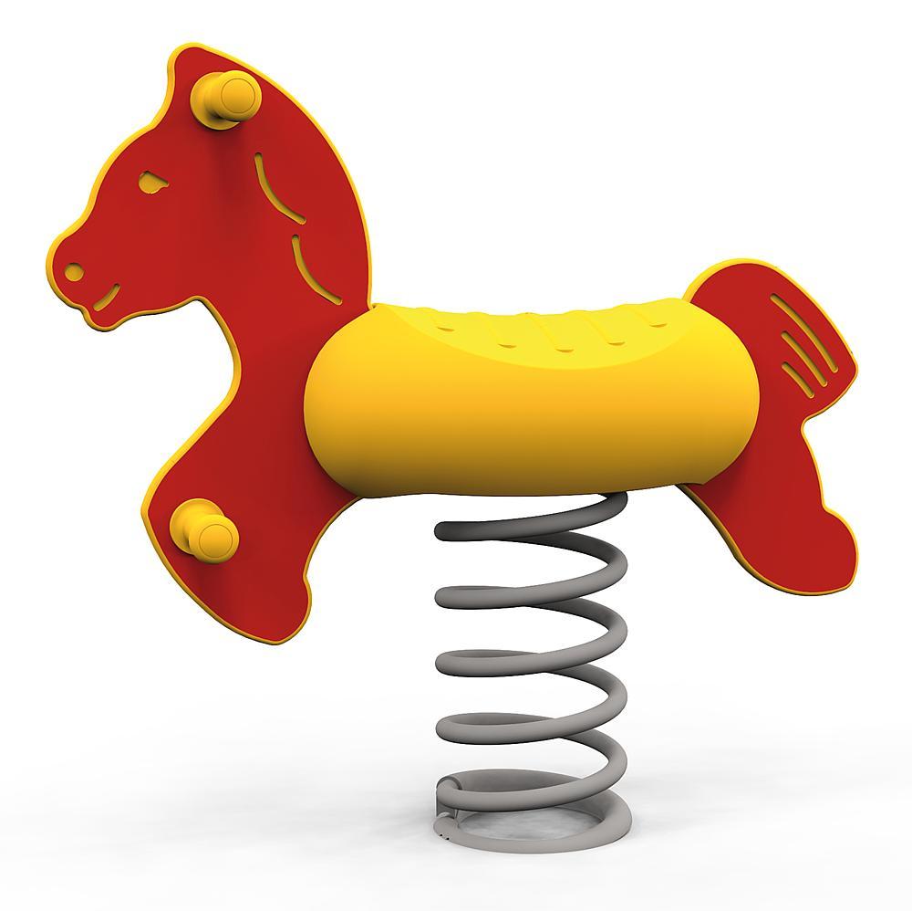 Spring rocker Horse