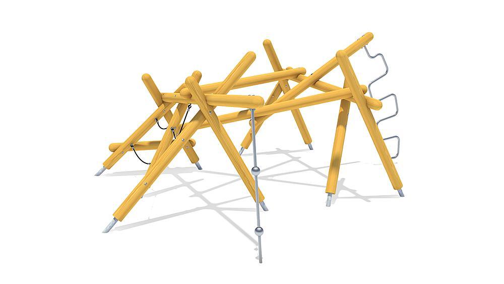 climbing structure medium Nerea