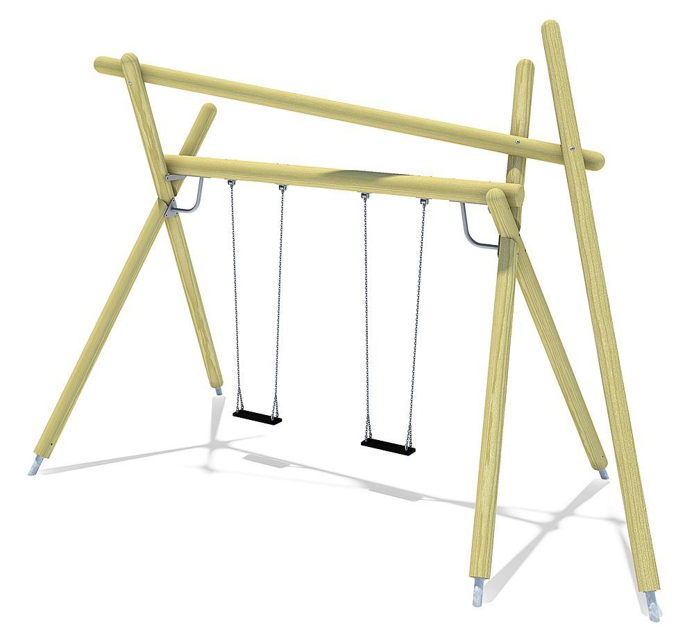 double swing Akina