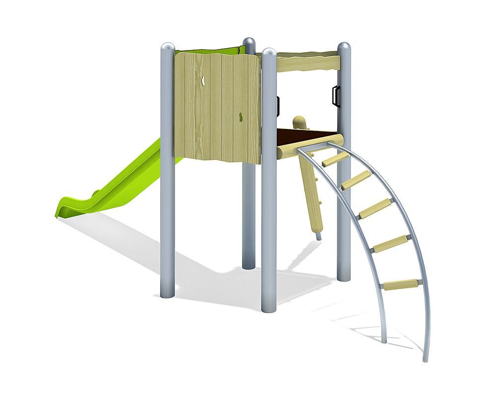 play unit Lesla, solo