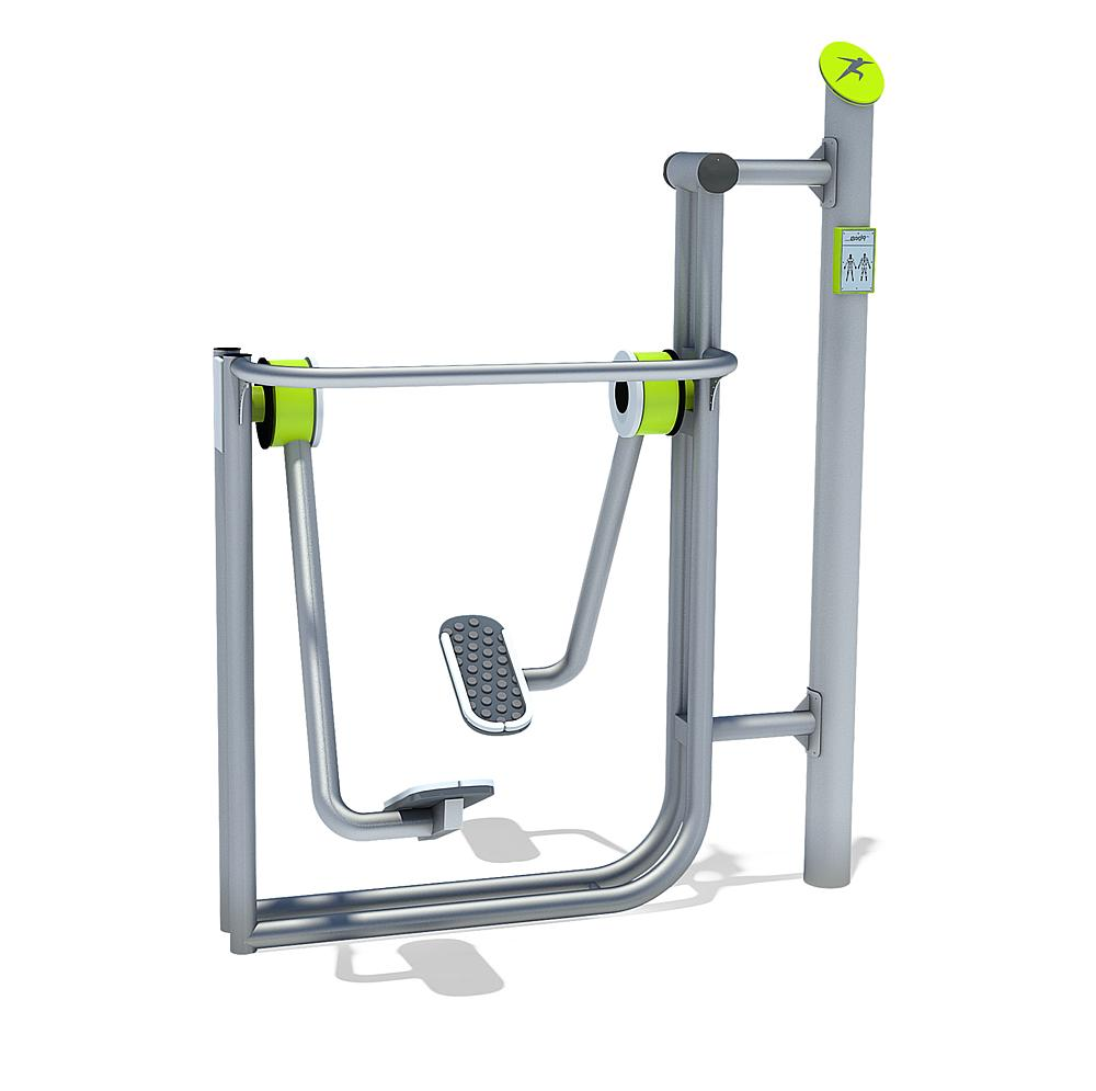 active-station leg trainer