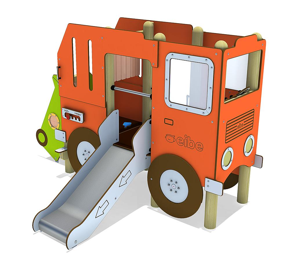 play unit Garbage Truck
