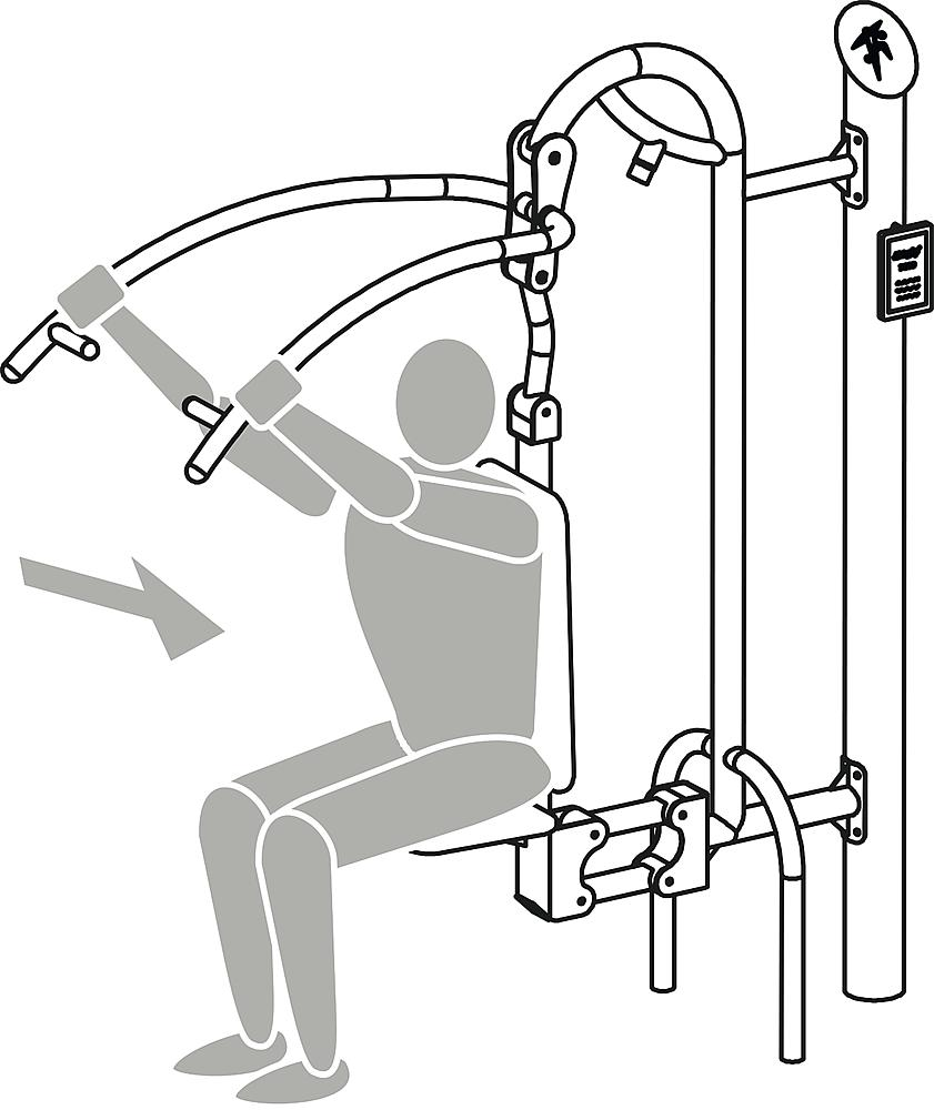 active-station pull down