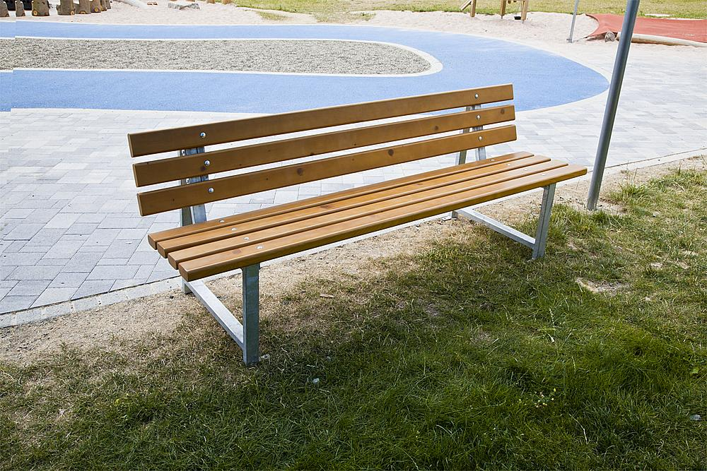Park bench Monika