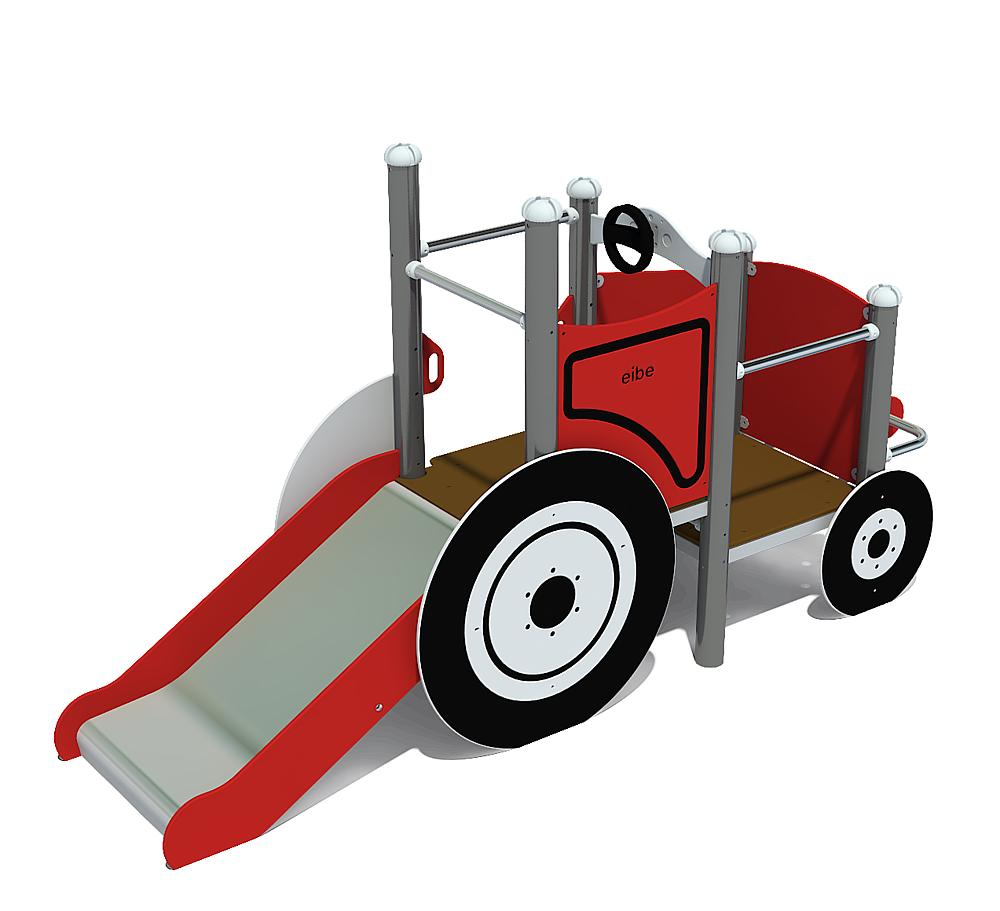play unit Tractor
