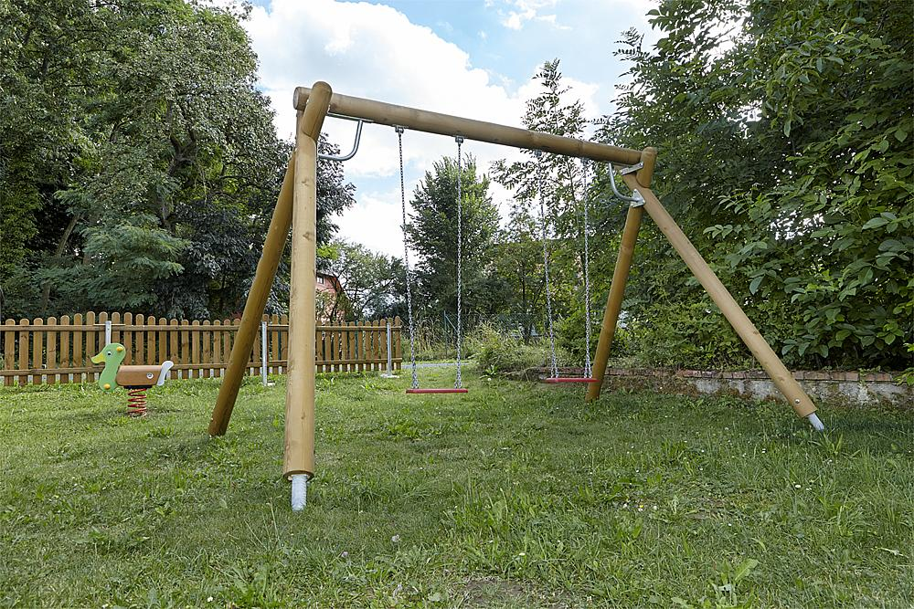 double swing Eagle with swing seats
