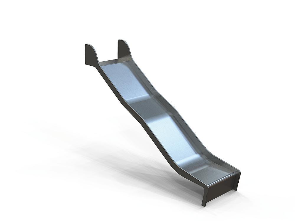Wave slide broad, ph 200 cm