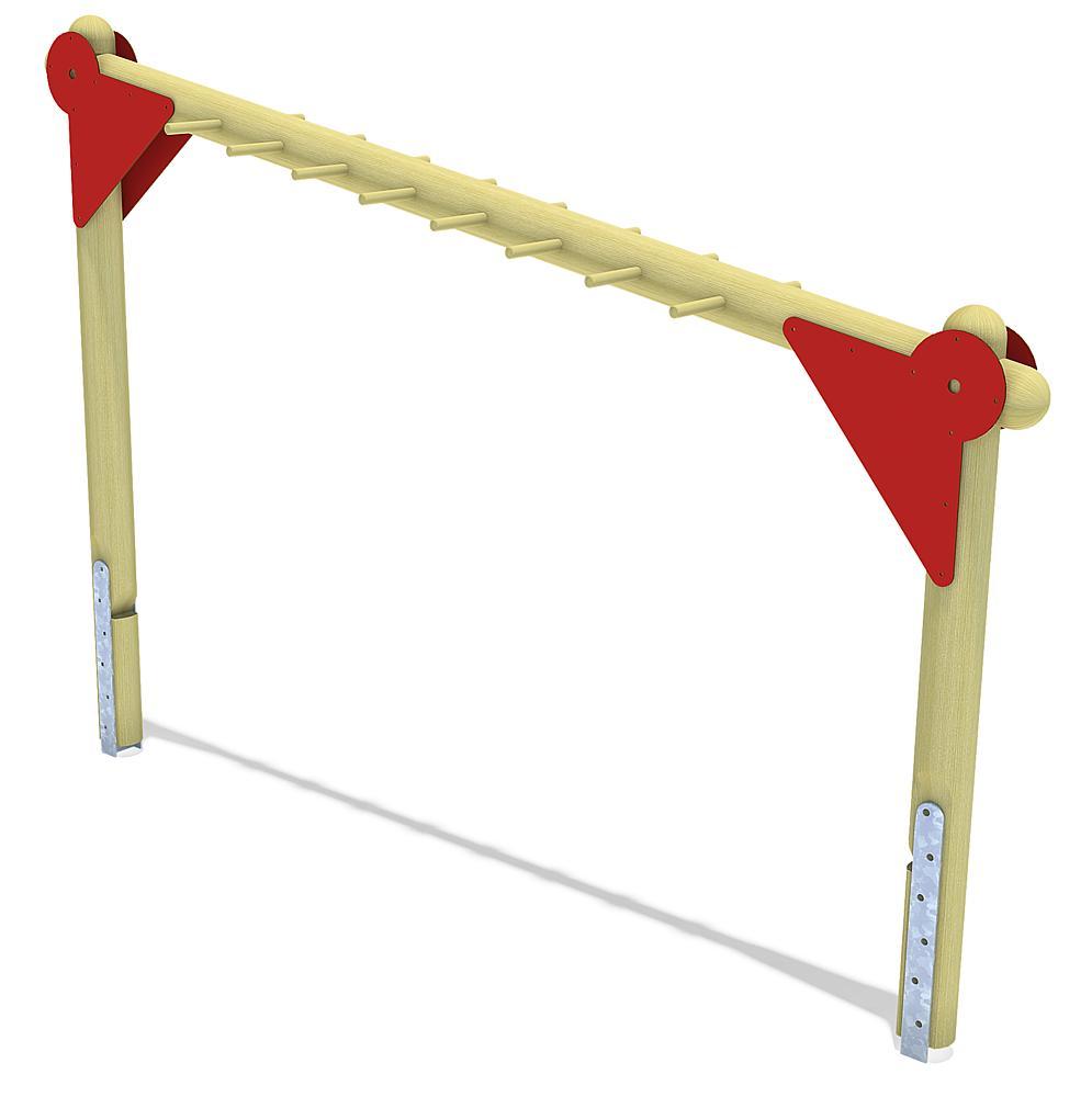 balance hand climbing ladder Pogo