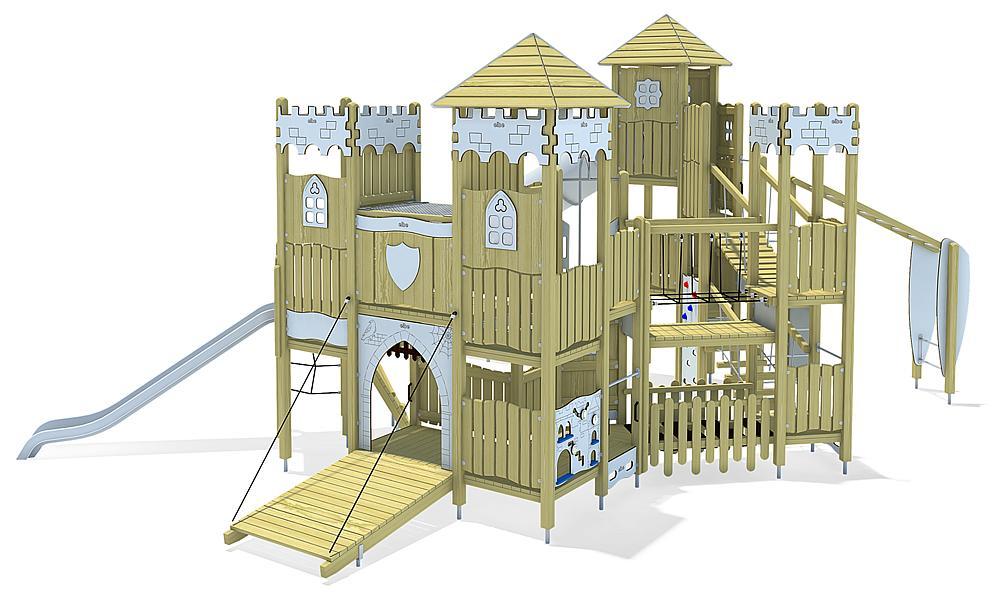 play unit St. George's Castle, solo