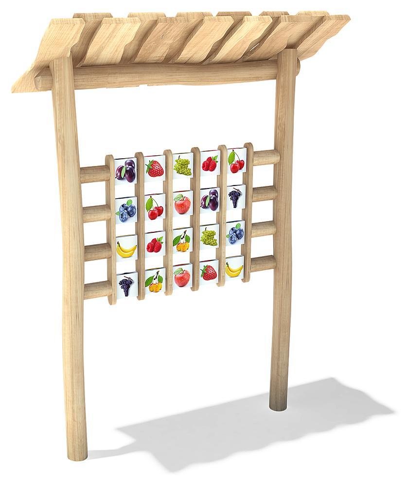 play board Memorie