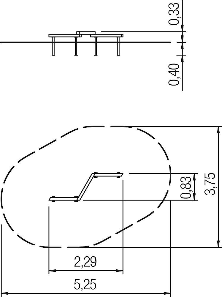 zigzag beam L2